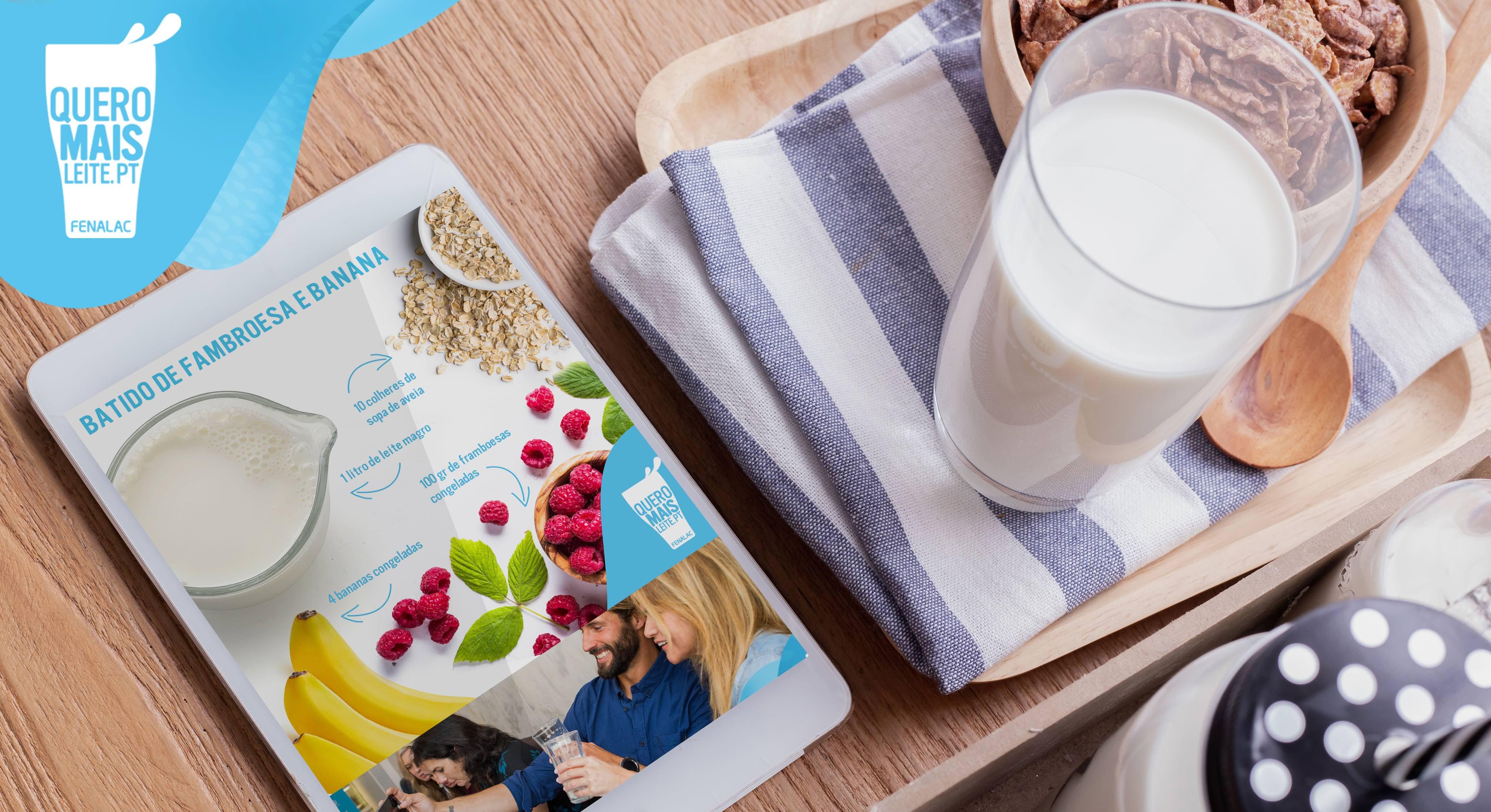 FENALAC – I Want More Milk